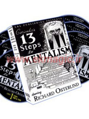 13Steps To Mentalism