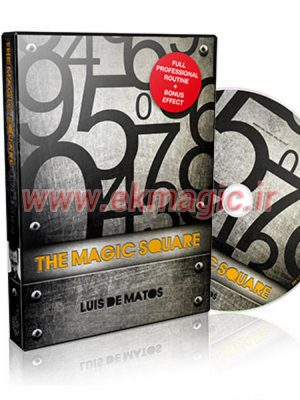 The Magic Square-DVD