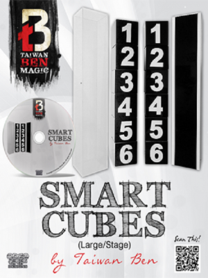 Smart Cubes magic tricks