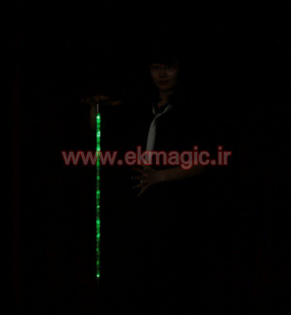 LIGHT CANE GREEN MAGICTRICKS