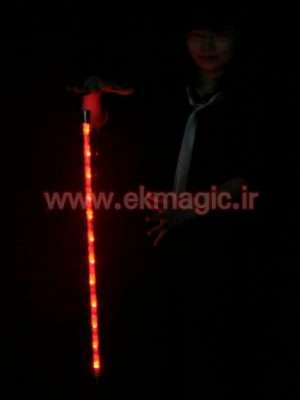 LIGHT CANE RED MAGICTRICKS