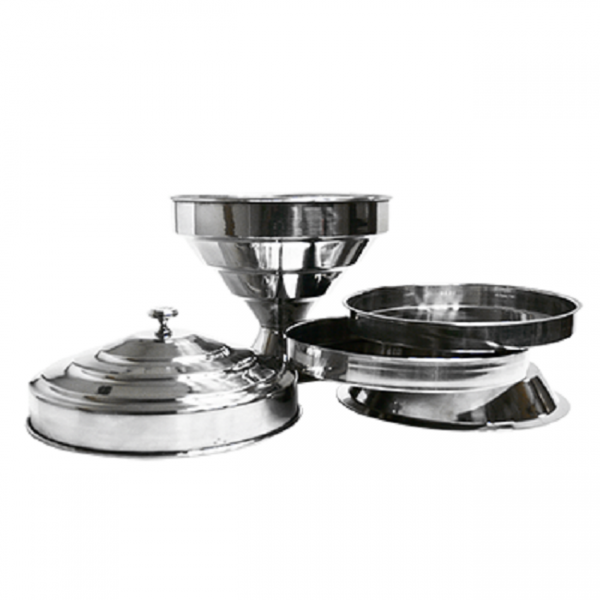 Auto Flame Electric Dove Pan
